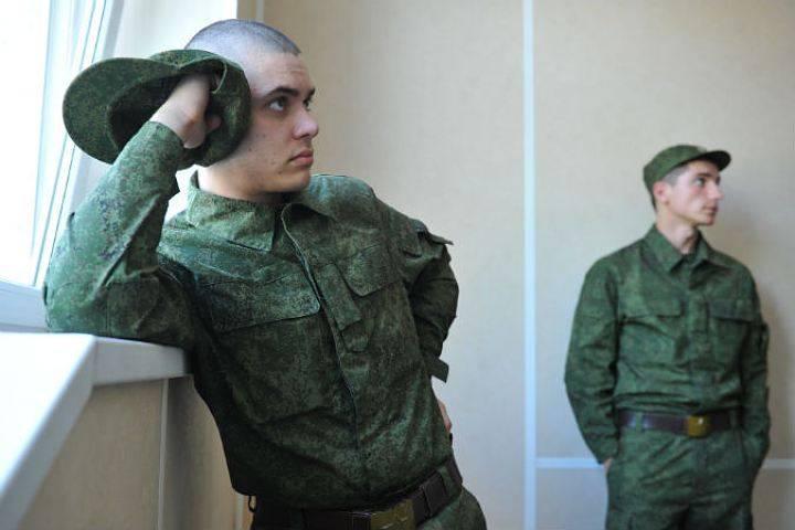 Зрение и армия в 2020 году