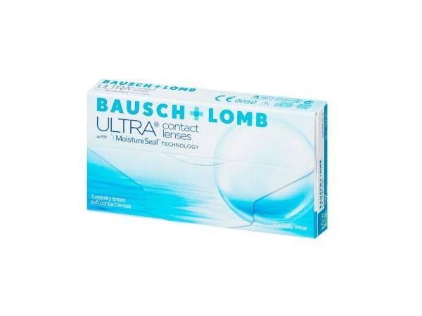 Линзы bausch and lomb: ultra, soflens daily disposable и другие, как выбрать контактные изделия бауш энд ломб