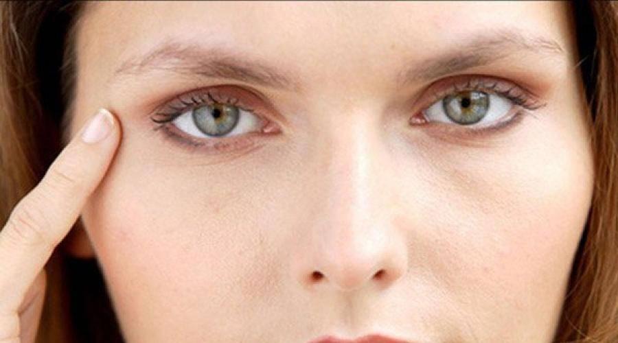 Круги под глазами. причины появления кругов под глазами. как избавиться от кругов под глазами?