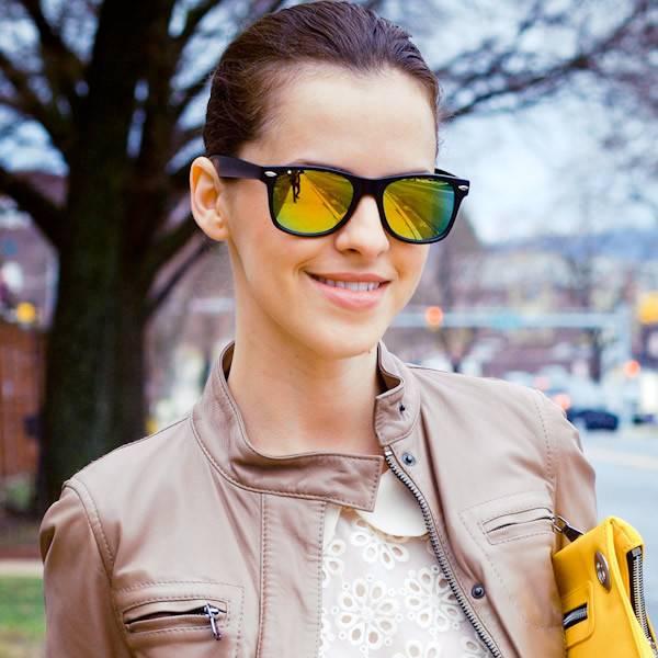 Зачем и почему носят солнцезащитные очки