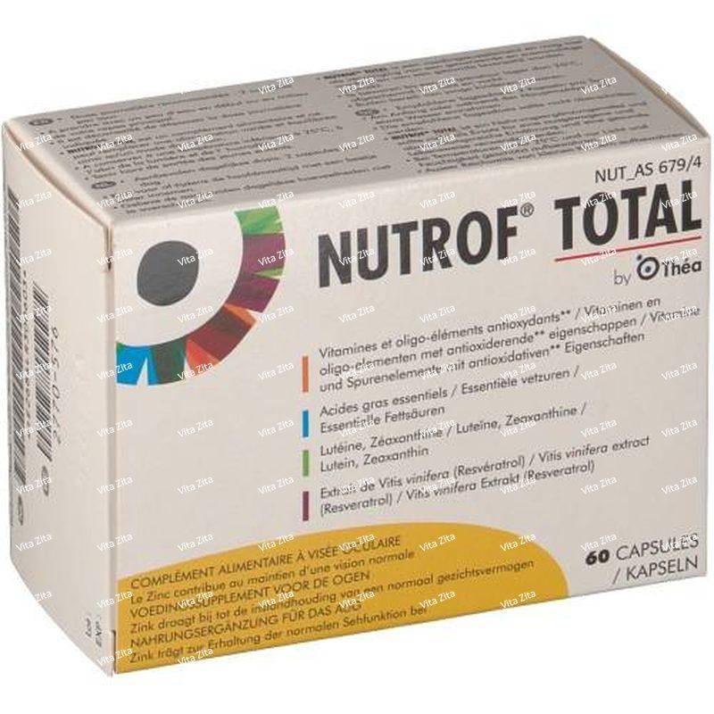 Нутроф тотал: показания и инструкция по применению, цена, аналоги, отзывы