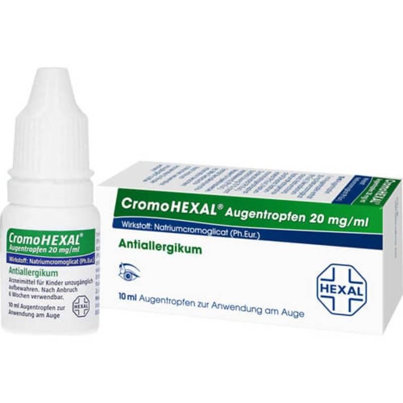 Кромогексал: аналоги дешевые, с описанием, что лучше - он или лекролин