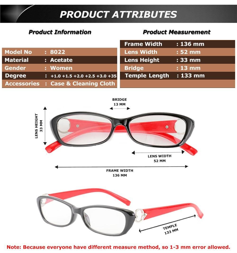 Очки для чтения и для дали - как правильно выбрать и как носить