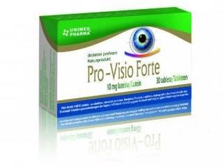 Про-визио форте: инструкция по применению, отзывы и аналоги, цены в аптеках