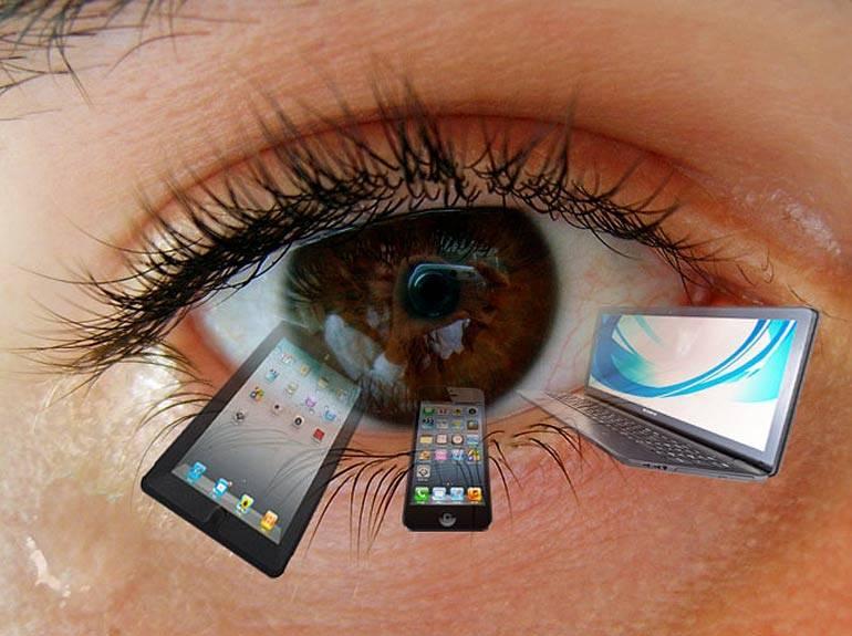 Смартфон сажает зрение: как защитить глаза - лайфхакер