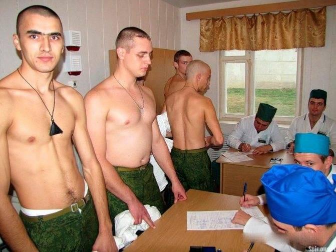 Возьмут ли в армию с плохим зрением