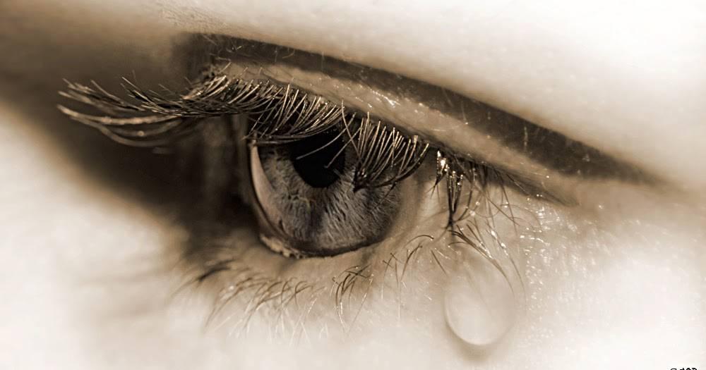 Почему после слез болят глаза после слез