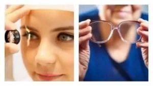 Очки – близорукость: нужно ли постоянно носить линзы