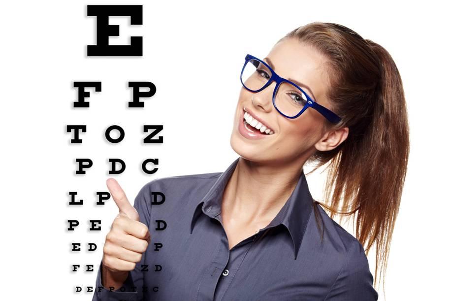 Очки для работы за компьютером. вред или польза?