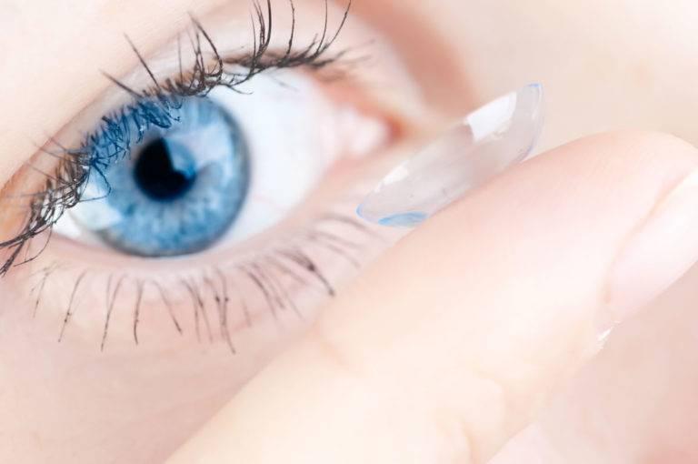 Линзы для глаз — плюсы и минусы ношения | плюсы и минусы