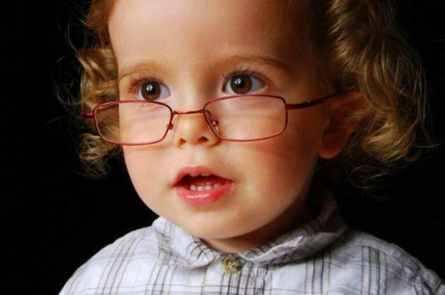Близорукость (миопия) у детей дошкольного, школьного возраста и подростков