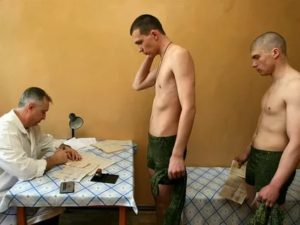 Возможно ли при наличии косоглазия служить в армии?