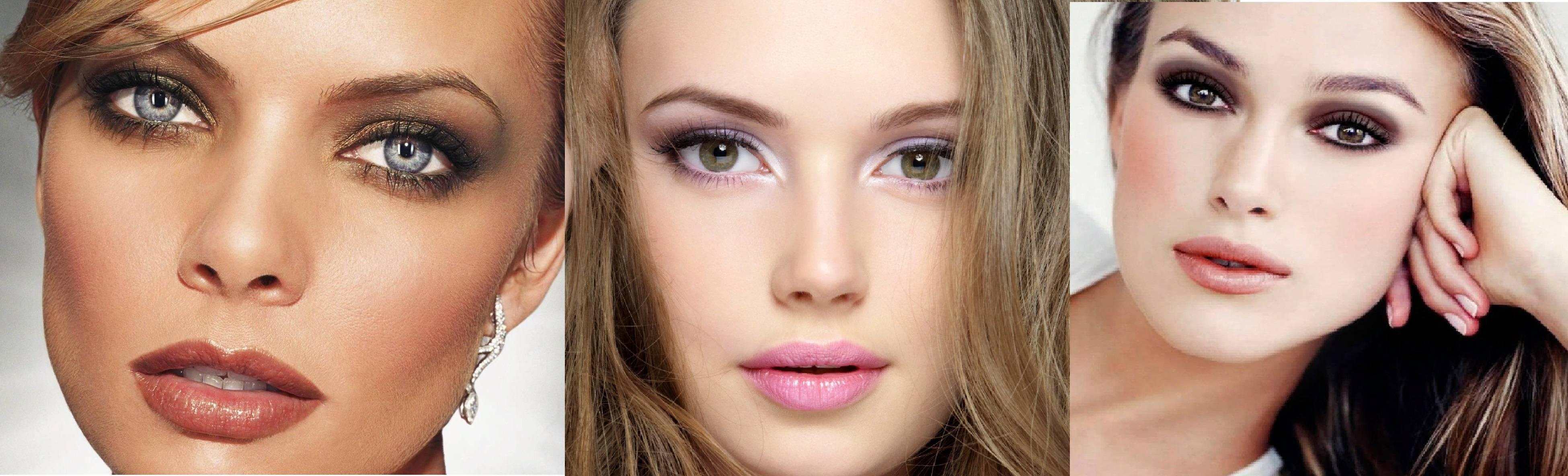 Какие бывают формы глаз и макияж под них: примеры с фото