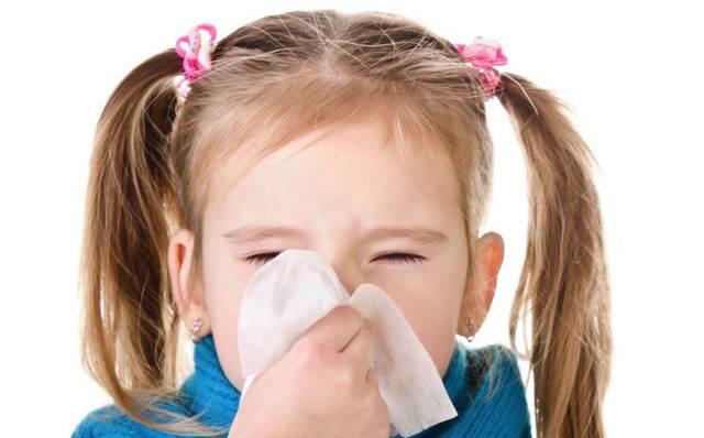 Почему у ребенка при простуде гноятся глаза?