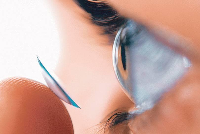 Порвалась контактная линза. что делать? почему контактные линзы рвутся? можно ли носить линзу если она надорвалась