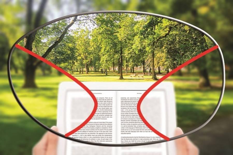 5 разных типов очков для чтения — правила выбора