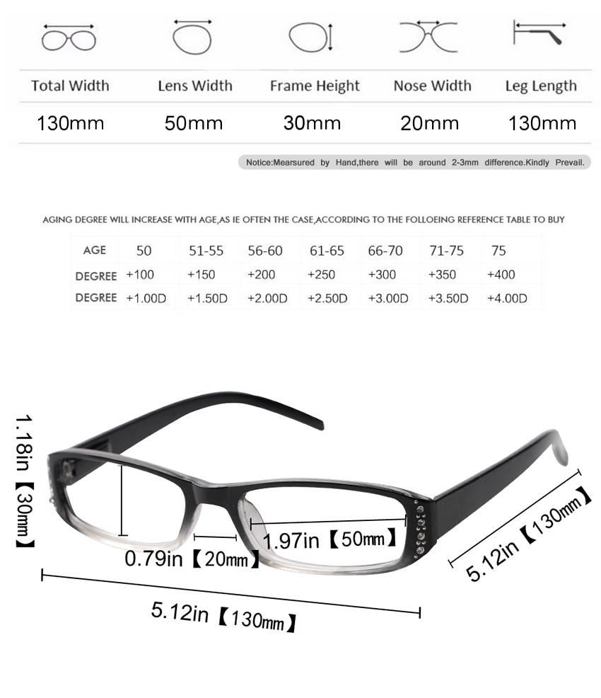 Как выбрать очки для чтения: готовые изделия, самодельные