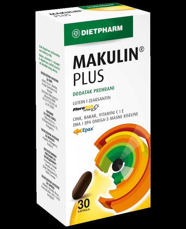 Макулин плюс серии multivita для зрения: восстановление без хирургического вмешательства и боли!