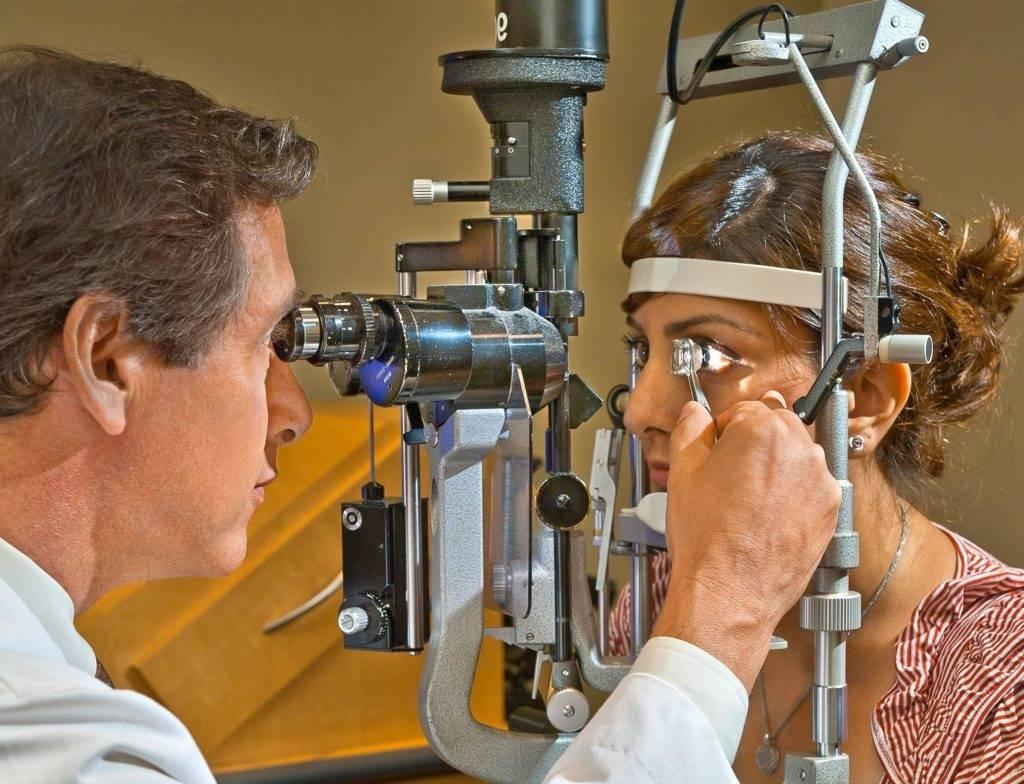 """Скиаскопия: методика проведения исследования, показания и особенности - """"здоровое око"""""""