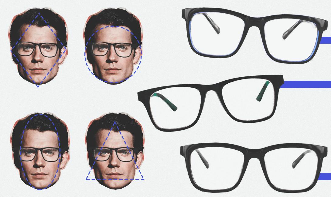 Как подобрать оправу для очков - особенности, виды, фото