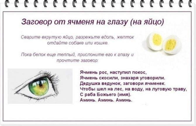 Можно ли использовать ацикловир от ячменя на глазу