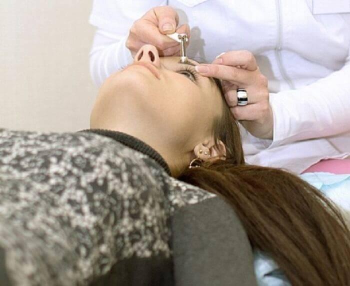 Глазная гипертензия. причины, симптомы, лечение