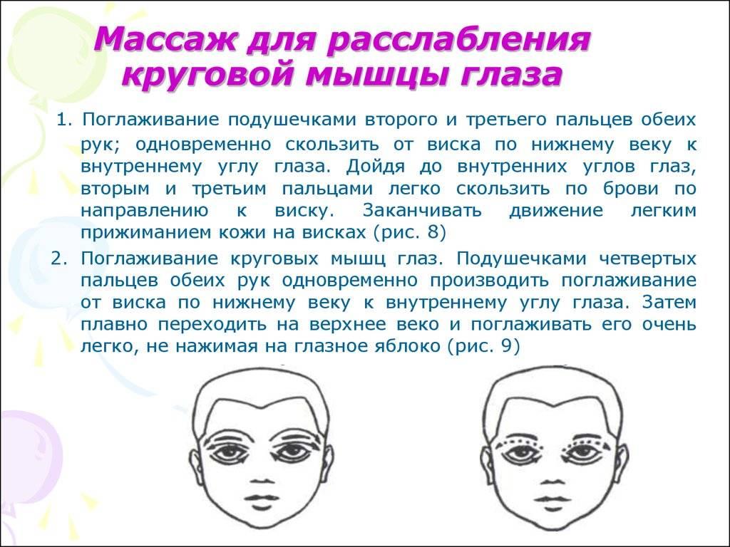 Как укрепить глазные мышцы упражнениями