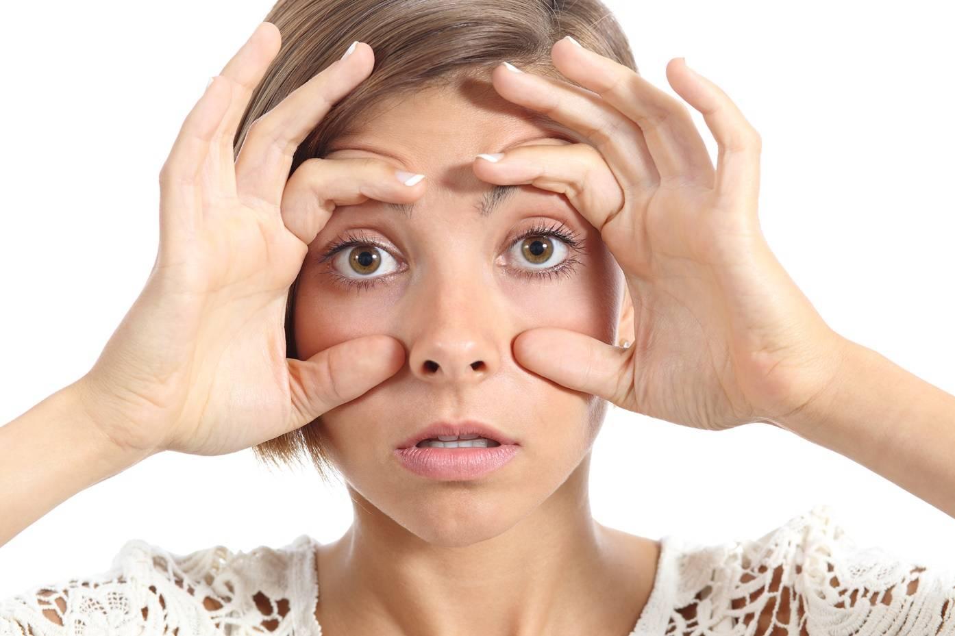 Что делать, когда болят глаза при работе за компьютером?