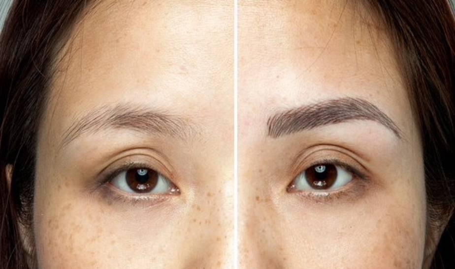 Волосковый татуаж бровей: проведение процедуры, плюсы и минусы