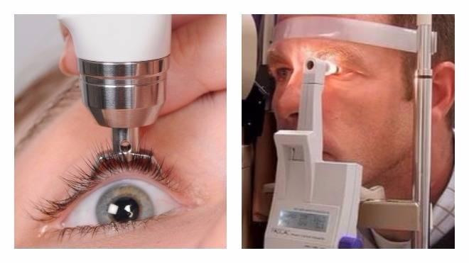 Прибор измерения глазного давления в домашних условиях — сердце