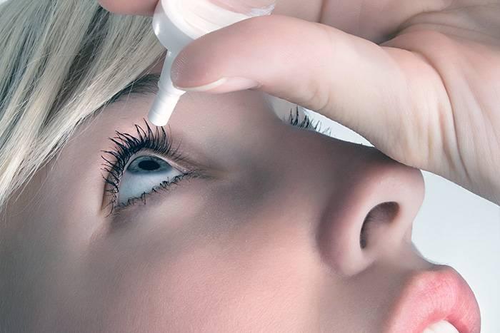Какие капли выбрать от слезоточивости глаз