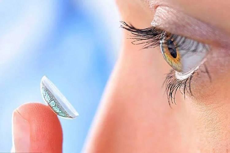 Разновидности контактных линз, плюсы и минусы использования