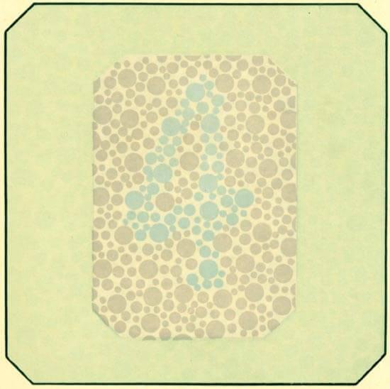 Аномалии цветового зрения: причины, лечение, онлайн-диагностика — онлайн-диагностика