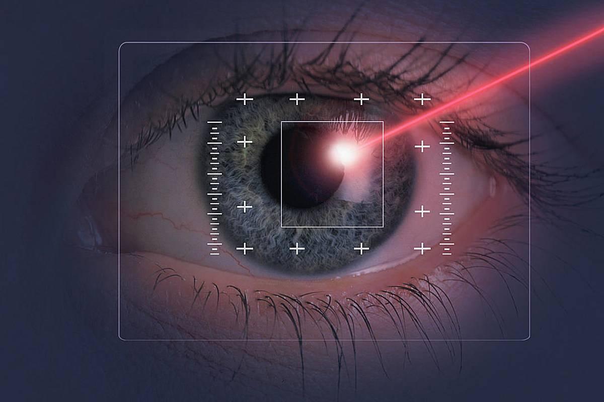 Удаление глаза при глаукоме