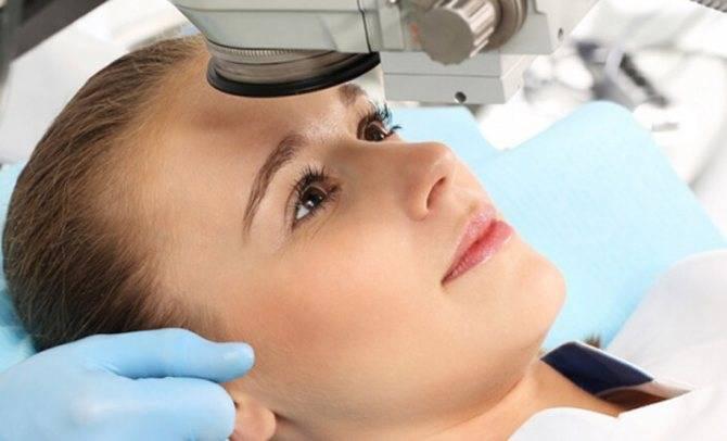 Со скольки лет можно делать лазерную коррекцию зрения близорукости