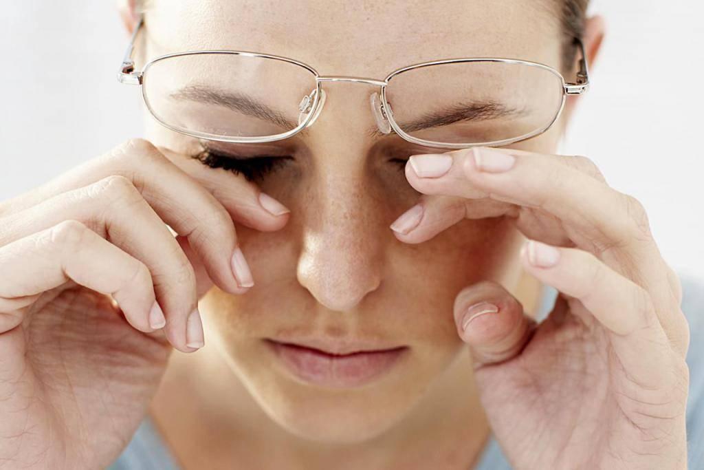 Почему зрение как в тумане