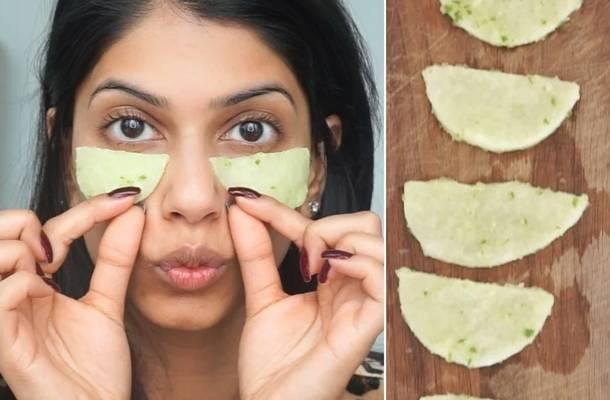 Почему картошка на глаза помогает от мешков