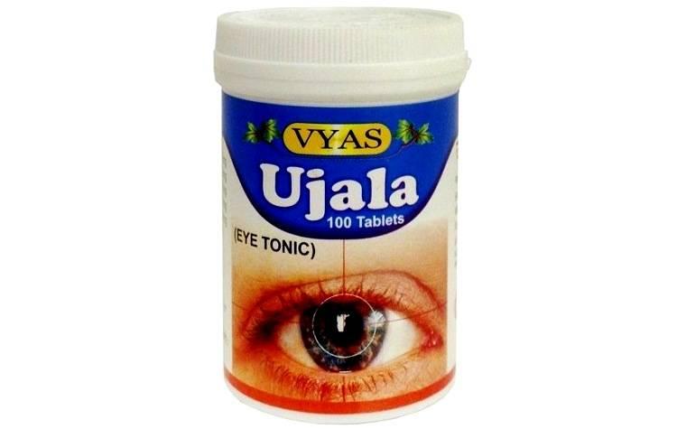 Индийские глазные капли уджала — инструкция по применению