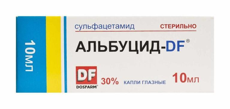 Что лучше при глазных инфекциях — тобрекс или альбуцид (сульфацил натрия)?