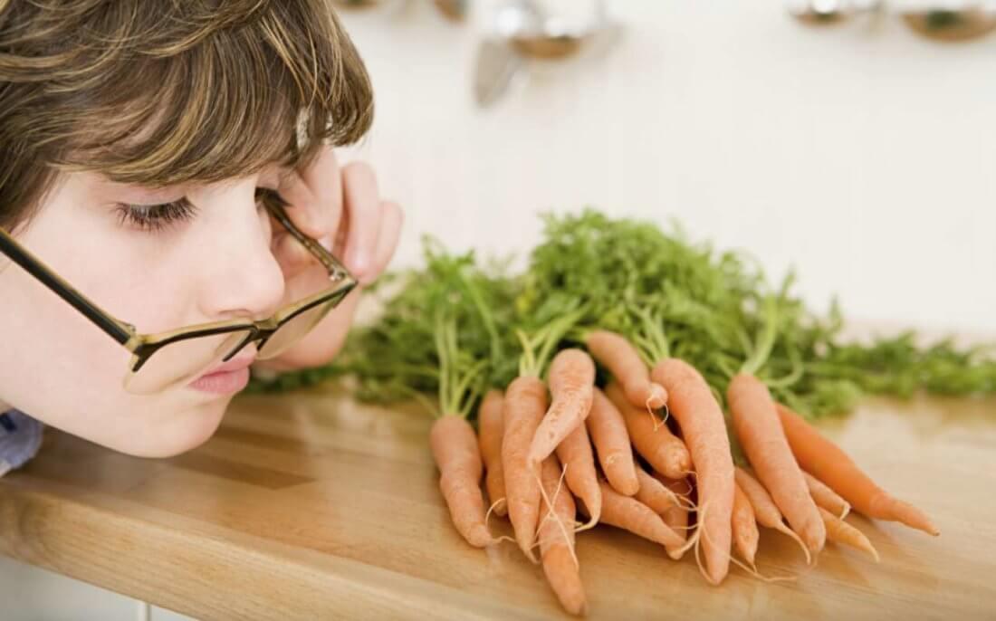 Травы для глаз и восстановления зрения