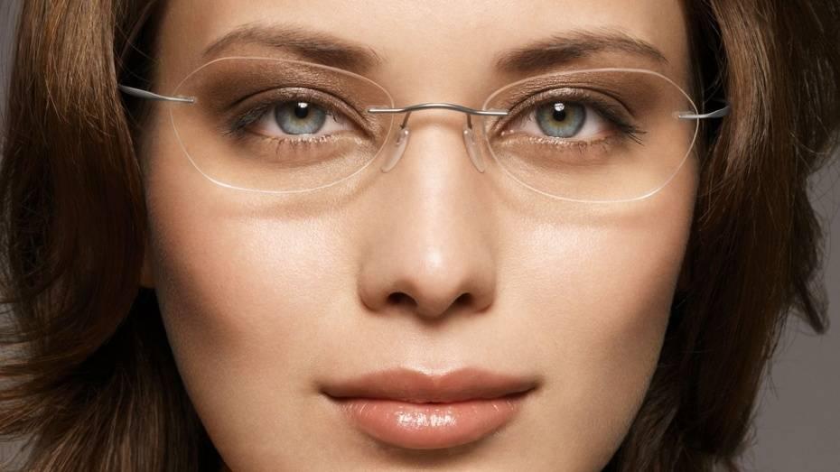 Очки для зрения без оправы мужские, безоправные женские - как называются