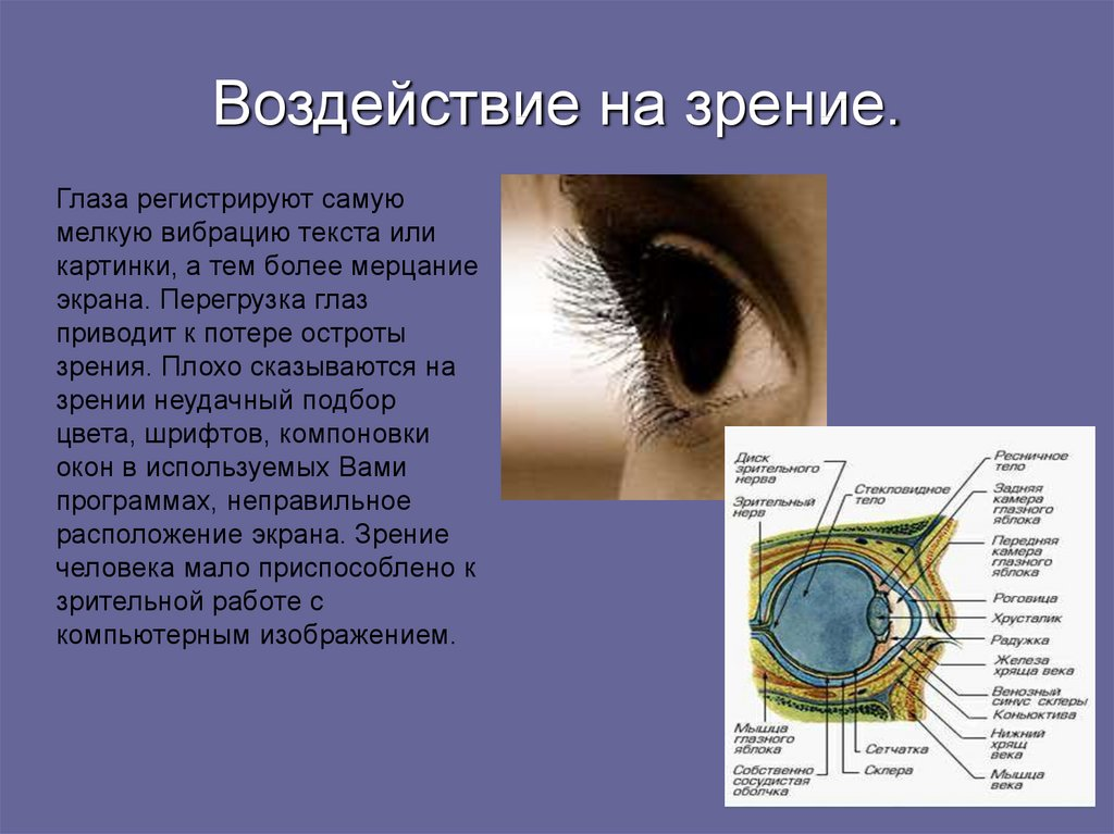 Факты про цвет ваших глаз, которые вы не знали