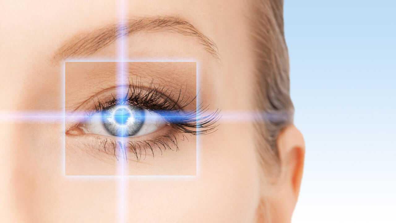 Расплывчатое зрение после lasik-коррекции