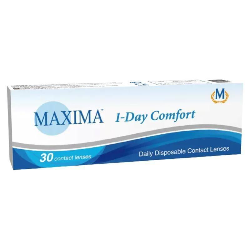 Maxima обзор контактных линз