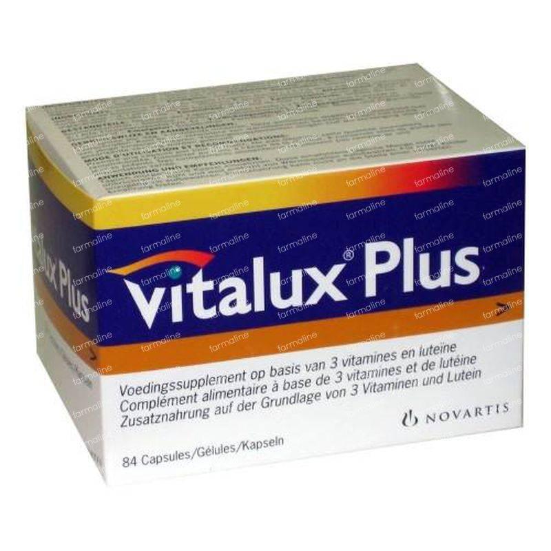 Виталюкс плюс: инструкция по применению для глаз, отзывы про аналоги