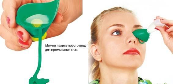 Первая помощь, если шампунь попал в глаза – что делать дома?