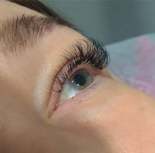 """Красные глаза после наращивания ресниц: причины - """"здоровое око"""""""