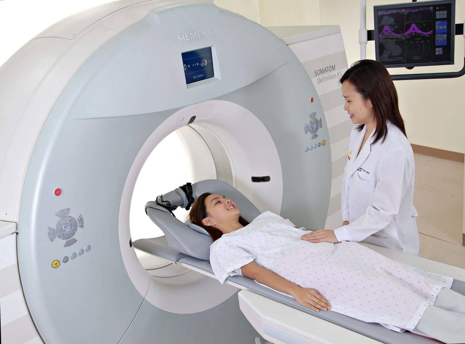 Метод компьютерной томографии: как проводится, кому показано