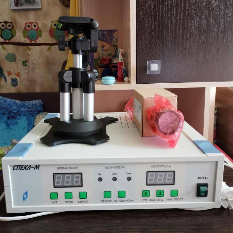 Спекл-м - аппарат лазерный офтальмотерапевтический, инструкция, цена, отзывы