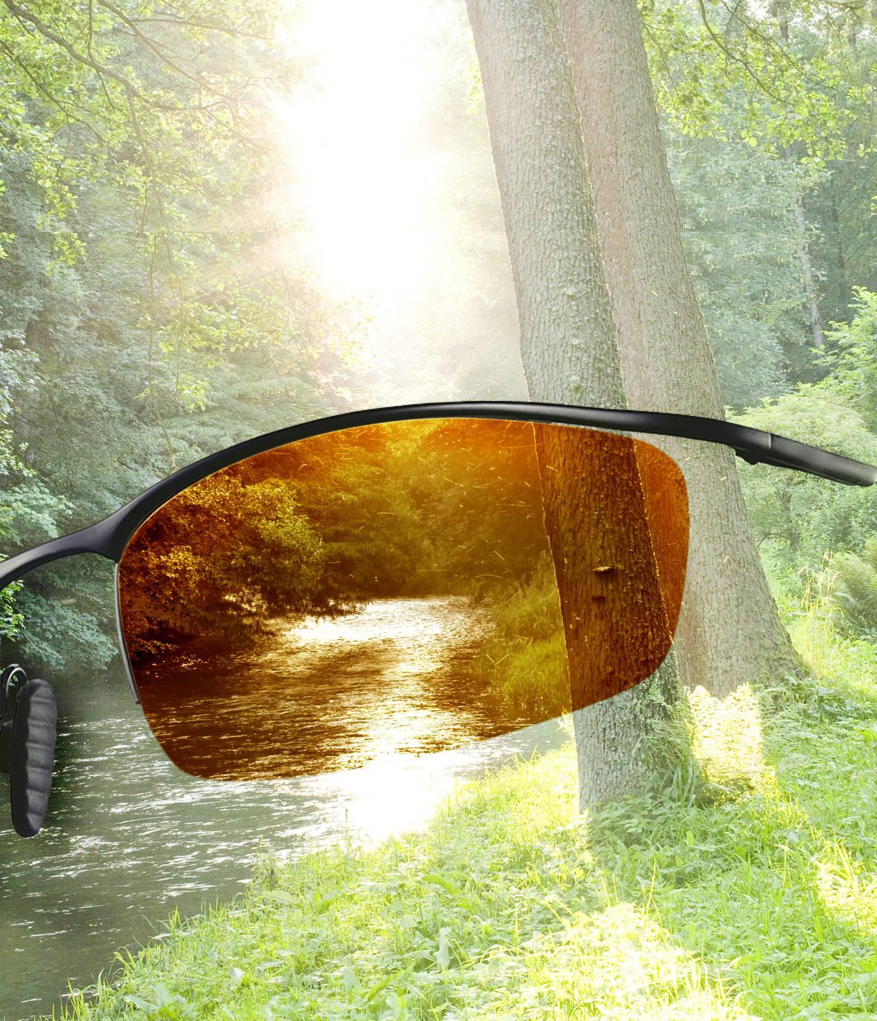 Поляризационные очки: преимущества, особенности и как проверить такие очки